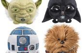 Para as namoradas geeks, uma pelúcia da série Star Wars pode ser uma boa opção