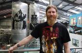Por trás dos segredos da cerveja BrewDog está o mestre cervejeiro Stewart Bowman, que disponibilizou o arquivo para o público