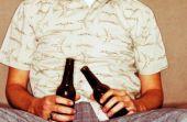 Quando um homem não consegue abandonar o álcool, abandona também sua liberdade.