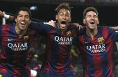 O trio de ataque do Barça que desespera qualquer zagueiro