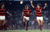 Mas, por aqui já tivemos o Flamengo  de 1981 com Zico, Nunes e Tita