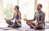 A yoga é muito semelhante ao sexo: tem que praticar bastante para obter os resultados desejados