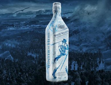 Johnnie Walker anuncia nova linha de whiskies inspirada em 'Game of Thrones'
