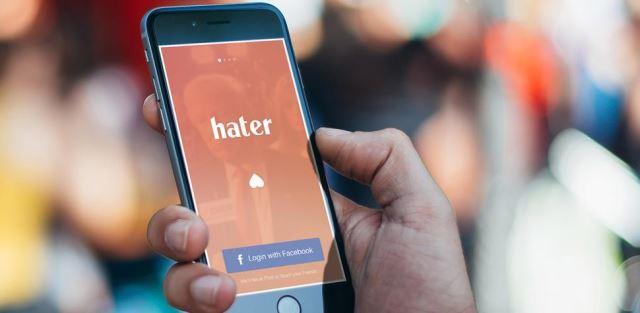 Para unir o ódio em comum