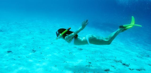 Um mundo embaixo d'água